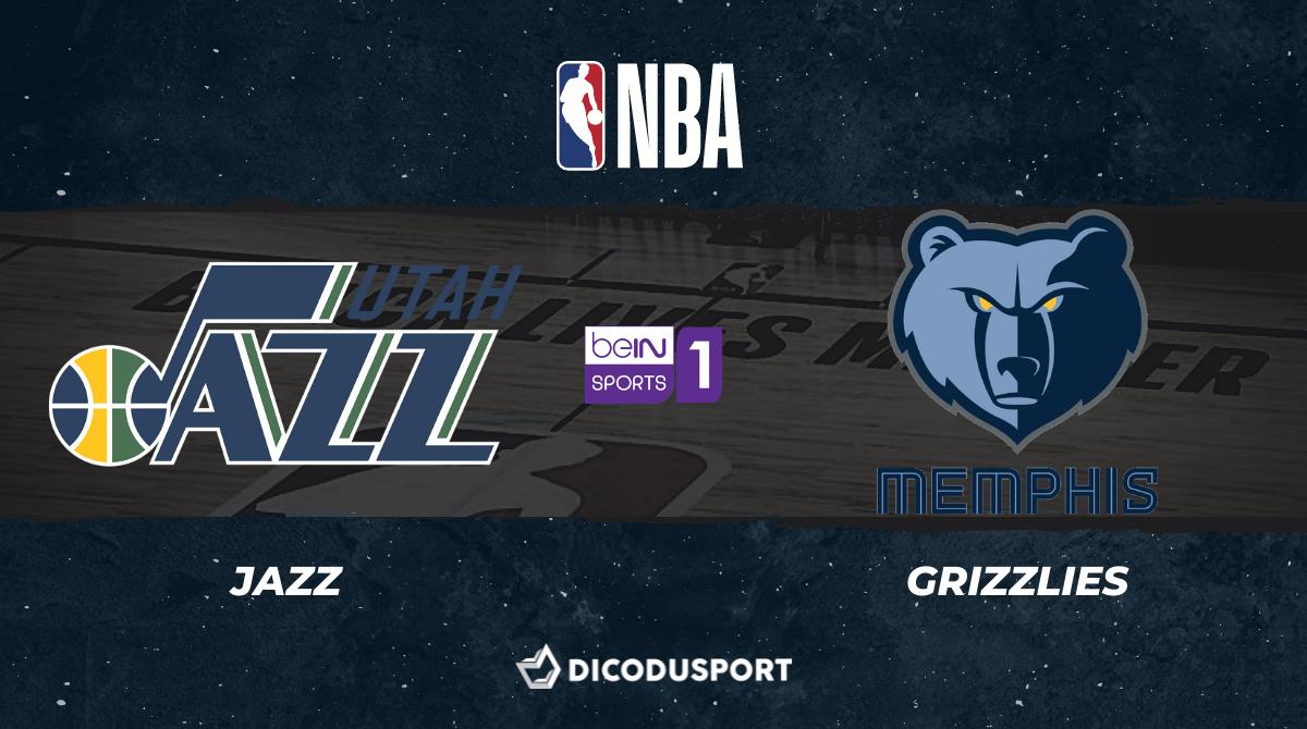 NBA - Playoffs notre pronostic pour Utah Jazz - Memphis Grizzlies (Game 2)