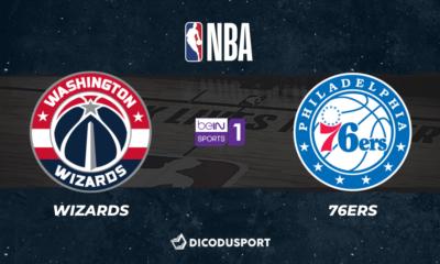 NBA - Playoffs notre pronostic pour Washington Wizards - Philadelphie 76ers (Game 4)