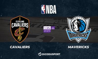 NBA notre pronostic pour Cleveland Cavaliers - Dallas Mavericks