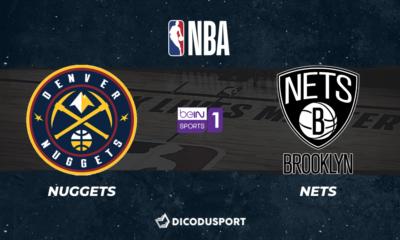 NBA notre pronostic pour Denver Nuggets - Brooklyn Nets