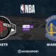NBA notre pronostic pour Houston Rockets - Golden State Warriors