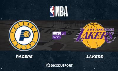 NBA notre pronostic pour Indiana Pacers - Los Angeles Lakers