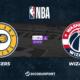 NBA notre pronostic pour Indiana Pacers - Washington Wizards