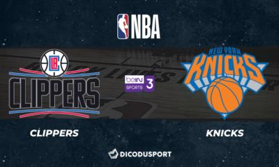 NBA notre pronostic pour Los Angeles Clippers - New York Knicks