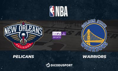 NBA notre pronostic pour New Orleans Pelicans - Golden State Warriors