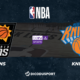 NBA notre pronostic pour Phoenix Suns - New York Knicks