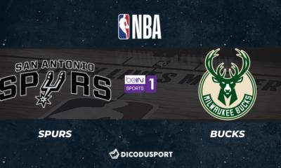 NBA notre pronostic pour San Antonio Spurs - Milwaukee Bucks
