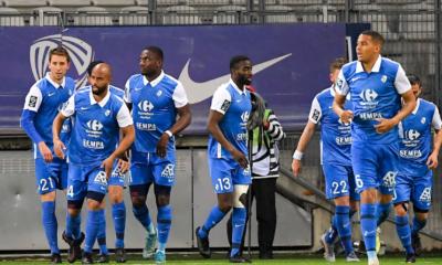 Playoffs: Grenoble vient à bout du Paris FC