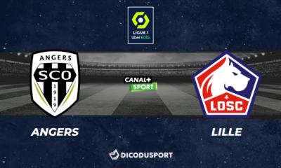 Pronostic Angers - Lille, 38ème journée de Ligue 1