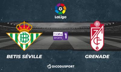 Pronostic Betis Séville - Grenade, 35ème journée de Liga