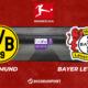 Pronostic Borussia Dortmund - Bayer Leverkusen, 34ème journée de Bundesliga