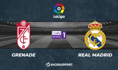 Pronostic Grenade - Real Madrid, 36ème journée de Liga