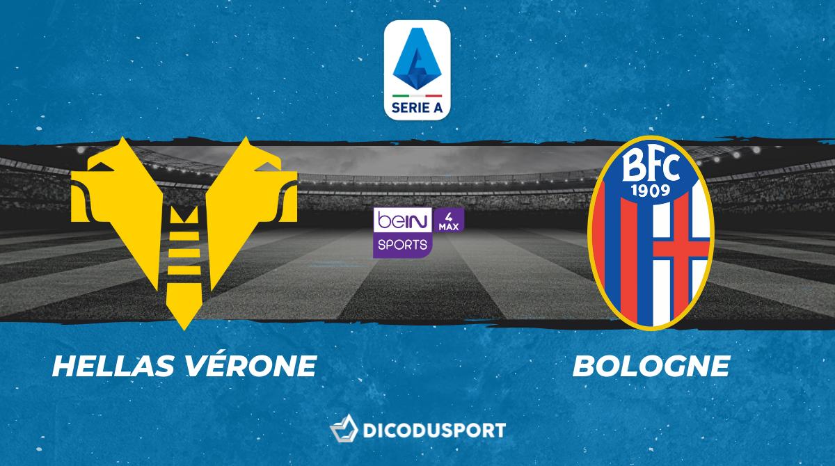 Pronostic Hellas Vérone - Bologne, 37ème journée de Serie A