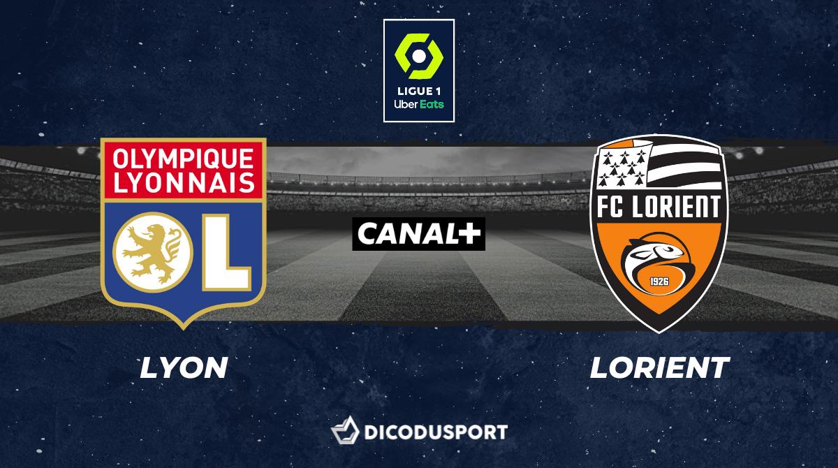 Pronostic Lyon - Lorient, 36ème journée de Ligue 1