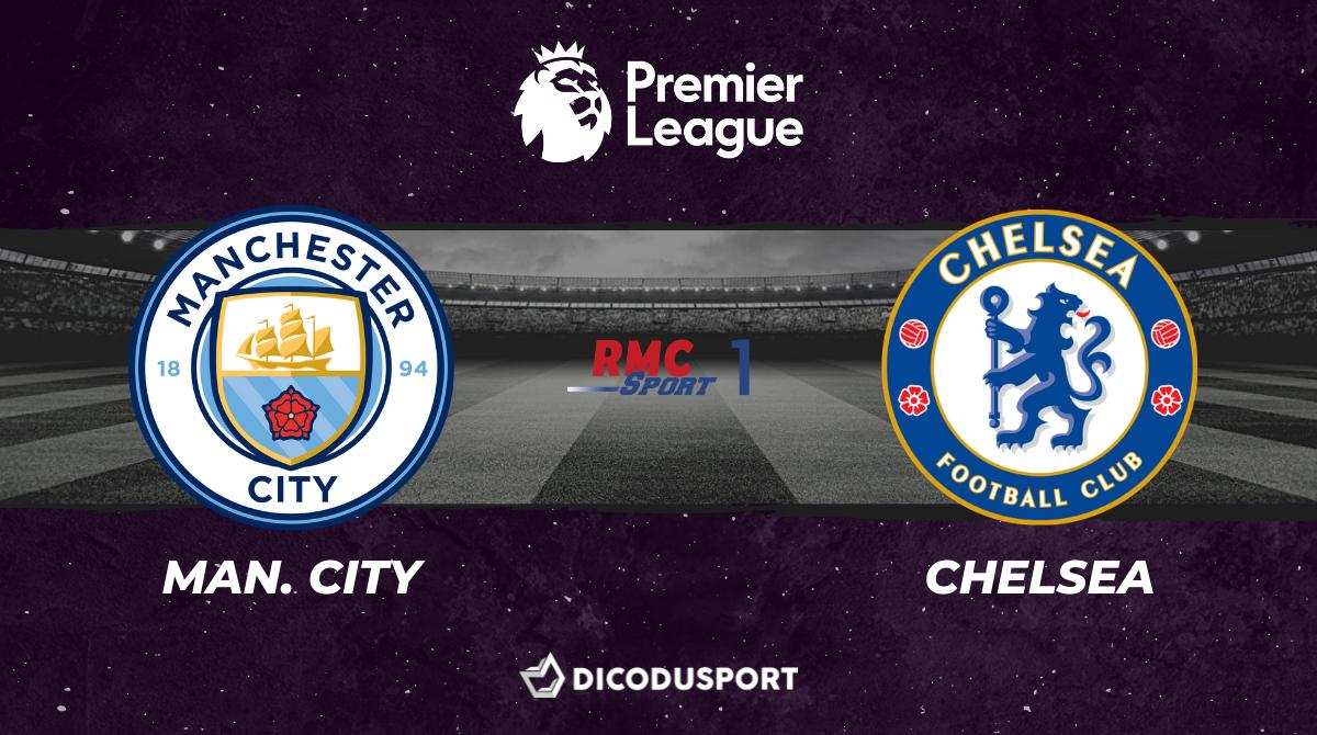 Pronostic Manchester City - Chelsea, 35ème journée de Premier League