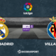 Pronostic Real Madrid - Villarreal, 38ème journée de Liga