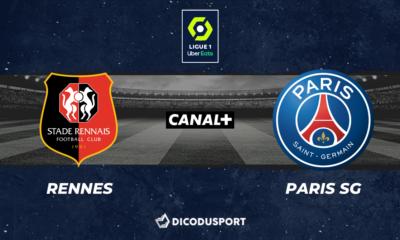 Pronostic Rennes - PSG, 36ème journée de Ligue 1