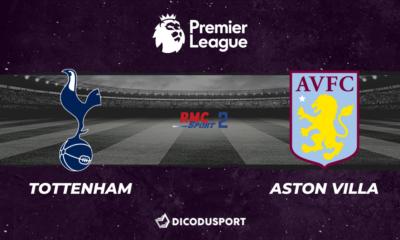 Pronostic Tottenham - Aston Villa, 37ème journée de Premier League