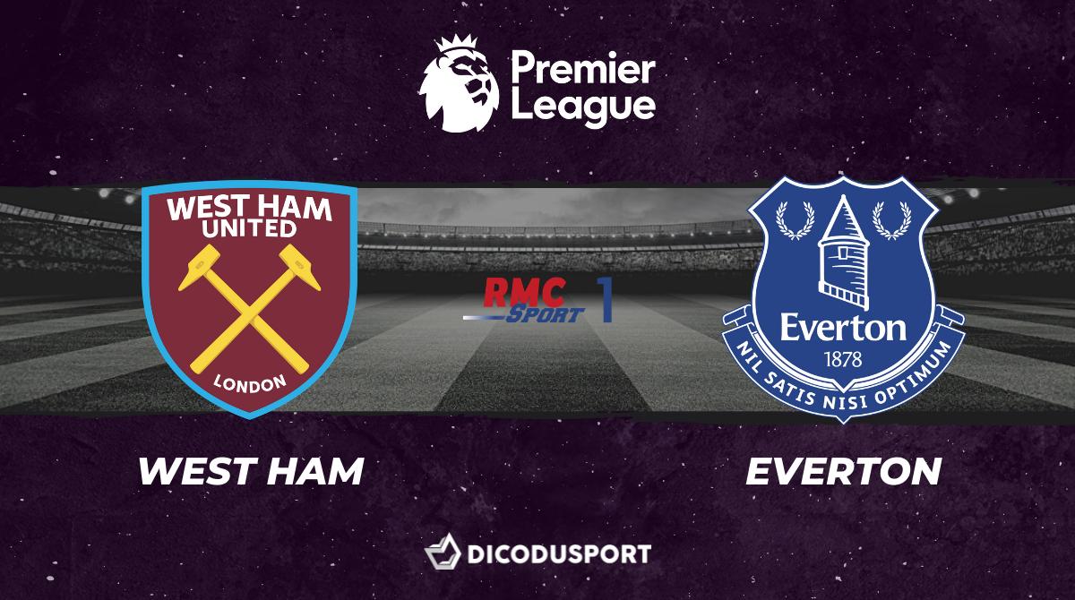 Pronostic West Ham - Everton, 35ème journée de Premier League