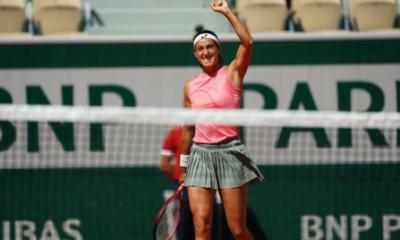 Roland-Garros : Caroline Garcia s'impose facilement contre Siegemund