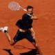 Roland-Garros - Medvedev gagne son premier match Porte d'Auteuil