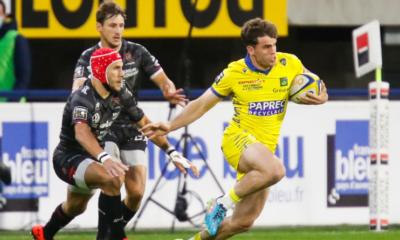 Top 14 : Clermont remporte un match crucial face à Toulon