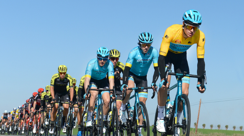 Tour d'Andalousie 2021 : le profil des étapes