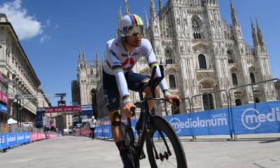 Tour d'Italie 2021 : Filippo Ganna remporte la 21ème étape, Egan Bernal gagne le général