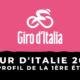 Tour d'Italie 2021 - Profil de la 1ère étape