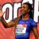 10.63 sur 100 m, Shelly-Ann Fraser-Pryce devient la deuxième meilleure performeuse de l'histoire !