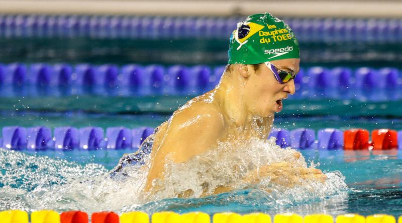 400 m 4 nages : Avec la deuxième meilleur perf' de l'année, Léon Marchand frappe fort !