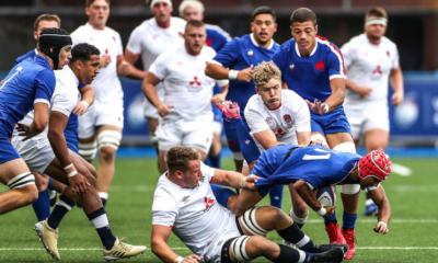 6 Nations U20 : Les Bleuets chutent d'entrée face à l'Angleterre