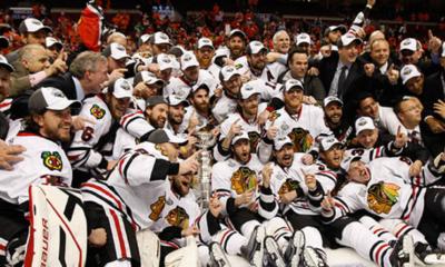 9 juin 2010 : Les Blackhawks décrochent leur 4ème Coupe Stanley