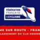 Championnats de France 2021 - Contre-la-montre hommes - Le classement