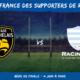 Coupe de France des supporters de rugby 2021 - 8ème de finale Stade Rochelais - Racing 92