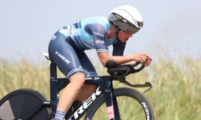 Cyclisme - Championnats de France - Audrey Cordon-Ragot sacrée sur le chrono