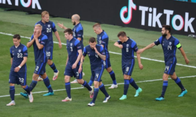 Euro 2020 - Après la frayeur Eriksen, le Danemark s'incline contre la Finlande