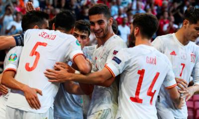 Euro 2020 - Après un match fou face à la Croatie, l'Espagne rallie les quarts