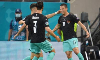 Euro 2020 : L'Autriche remporte son premier match sans briller