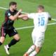 Euro 2020 - La Croatie et la République Tchèque dos à dos