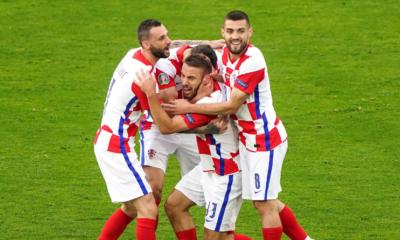 Euro 2020 - La Croatie s'impose contre l'Écosse et verra les 8èmes de finale