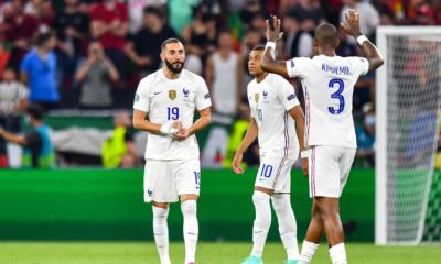 Euro 2020 - La France et le Portugal dos à dos, l'Allemagne concède le nul