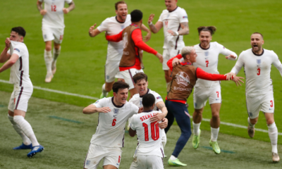 Euro 2020 - Solide, l'Angleterre élimine l'Allemagne et file en quarts