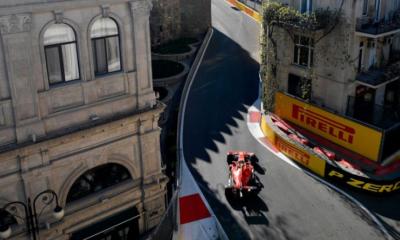 F1 - Grand Prix d'Azerbaïdjan 2021 : horaires et programme TV complet