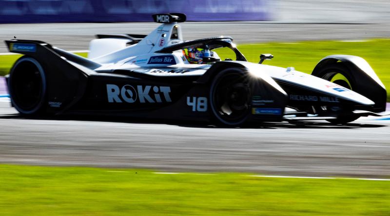 Formule E - E-Prix de Puebla : Edoardo Mortara remporte la course 2