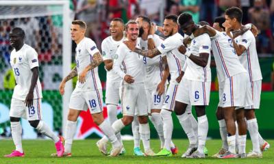 Euro 2020 : La composition de la France pour affronter la Suisse