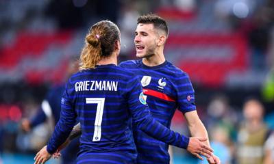France - Allemagne : les notes des Bleus