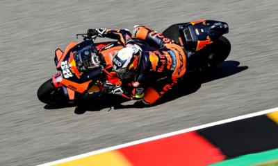 Grand Prix d'Allemagne - Miguel Oliveira meilleur temps des FP2 devant Quartararo