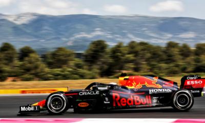 Grand Prix de France : Max Verstappen répond aux Mercedes lors des EL2
