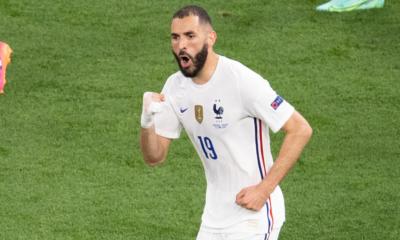 """Karim Benzema : """"Il y avait une pression autour de moi"""""""